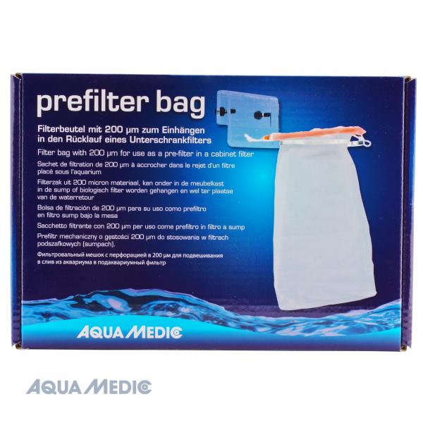 Aqua-Medic Prefilter Bag Filterbeutel + Halterung