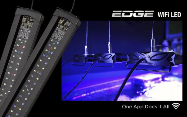 Aqua-Light Edge120 Wifi LED - 72 W Meerwasser-Beleuchtung