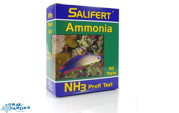 Salifert Wassertest Ammonium