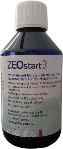 Korallenzucht No3 & Po4 Reductor ZEOstart3 500ml