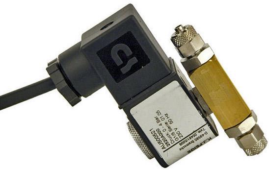 Aqua-Light Magnetventil für 4/6 mm Schlauch
