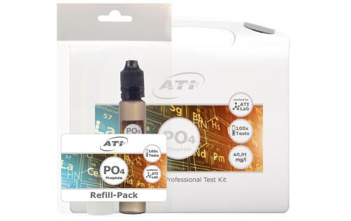 ATI Refill Pack für Phosphat Professional Test Kit