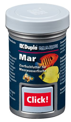 Dupla Marin Mar 65 ml Zierfischfutter