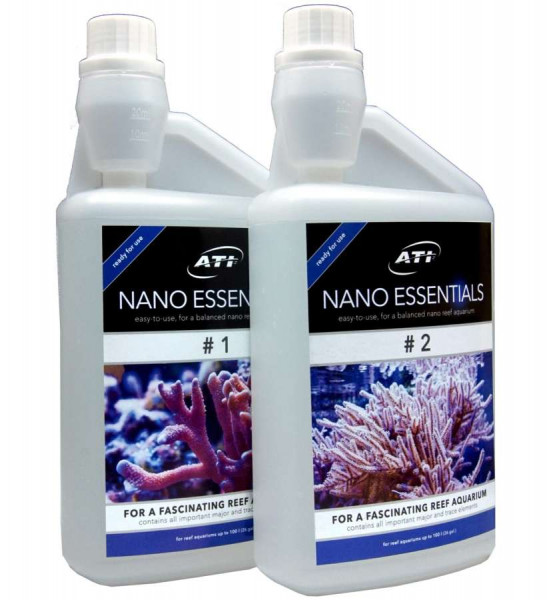 ATI Nano Essentials - 2x1000 ml