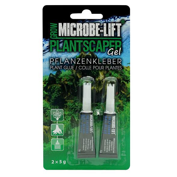 Microbe-Lift Plantscaper 2 x 5 g Tuben Kleber für Pflanzen und Moose