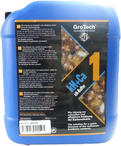 GroTech kH+Ca 1 5000 ml