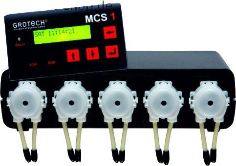 GroTech Dosierpumpen MCS 1 Set mit EP5-MCS