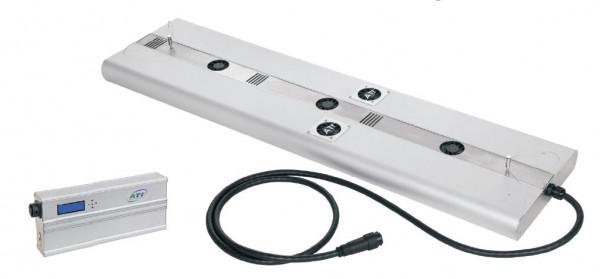 ATI W-Lan/WiFi LED Powermodul glänzend weiß 8x54 W + 3x75 W + Röhren