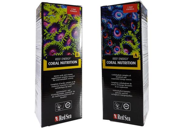 Red Sea Reef Energy Coral Nutrition 2x1000 ml Vorteilspack