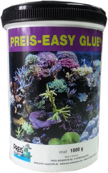 Preis Easy Glue Bond Korallenkleber und Riffmörtel