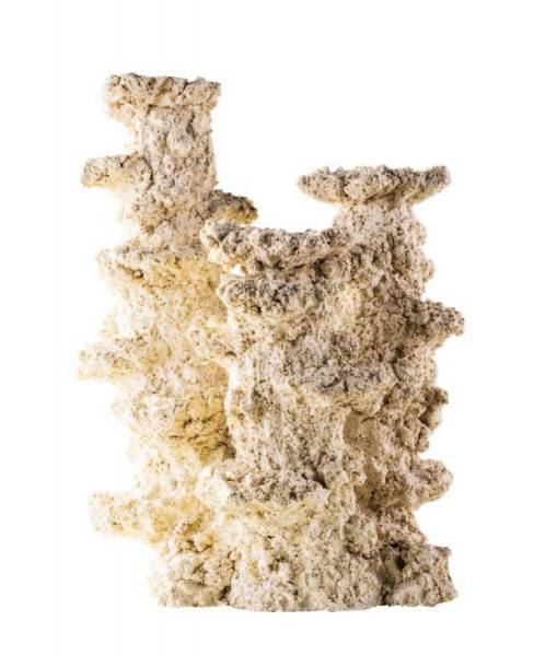 ARKA Riffkeramik Säule (3 Äste)