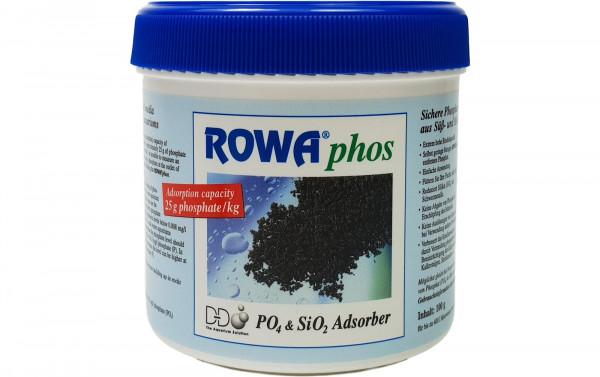 Rowaphos 100 g Phosphatadsorber Meerwasser- & Süsswasser geeignet