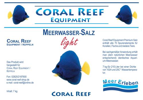 Coral-Reef Light Meersalz