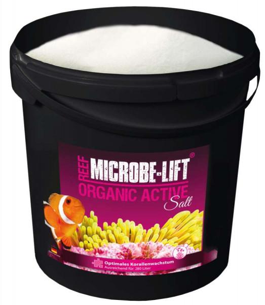 Microbe Lift Organic Active Salt 10 kg