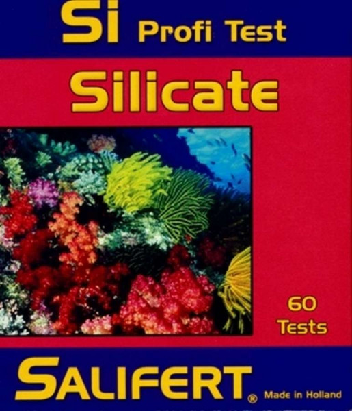 Salifert Wassertest Silikat