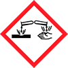 Gefahrenhinweise Aqua-Medic indicator resin