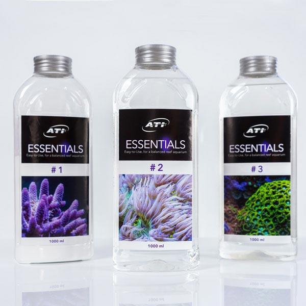 ATI Essentials 500 ml Komponenten einzeln