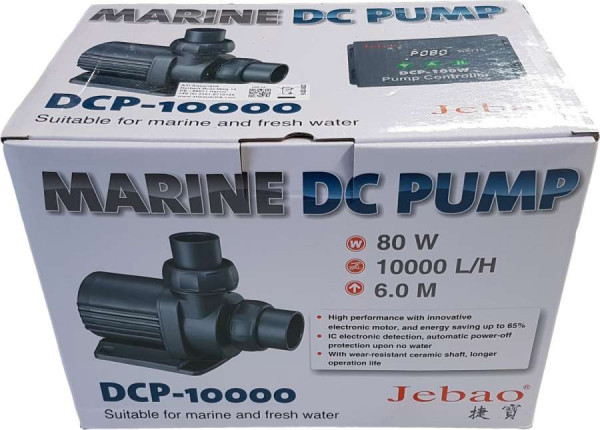 Jebao Brushless DC Pumpe DCP-10.000