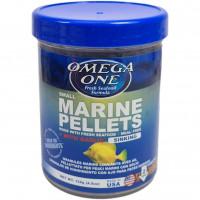 Omega One Marine Pellets Garlic 126 g small