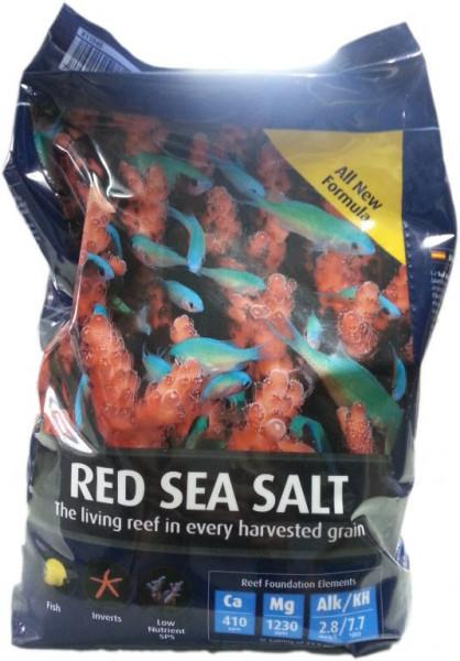 Red Sea Meersalz 4 kg Tüte
