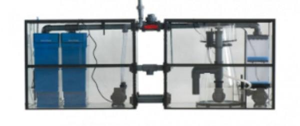 Aqua-Medic Twin Station mit aCone 1.5 Komplettfiltersystem