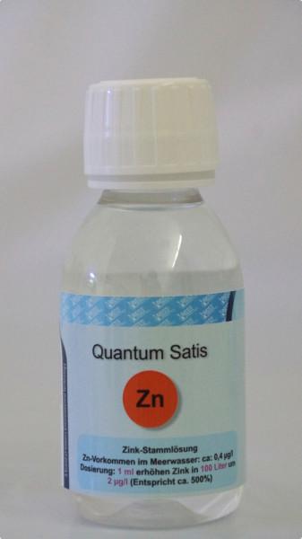 Reef Analytics Quantum Satis Zink