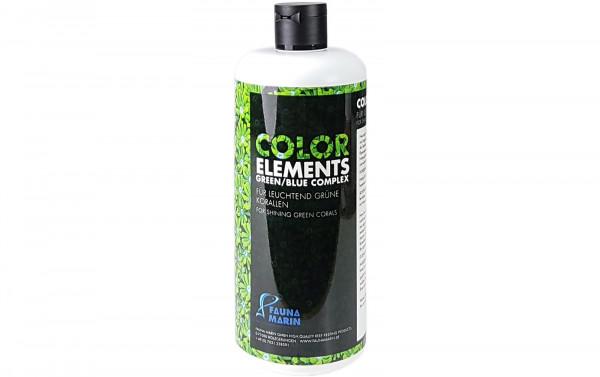 Fauna Marin Color Elements Green Blue Complex 250 ml