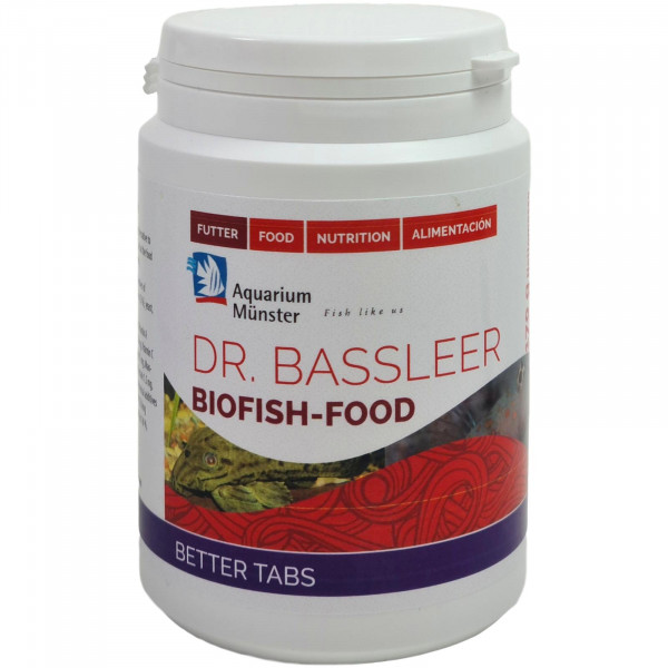 DR. Bassleer Biofish Food Better Tabs 680 g