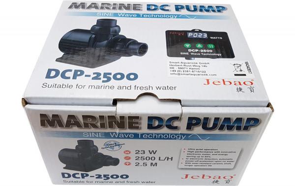 Jebao Brushless DC Pumpe DCP-2500 Universal Aquariumpumpe
