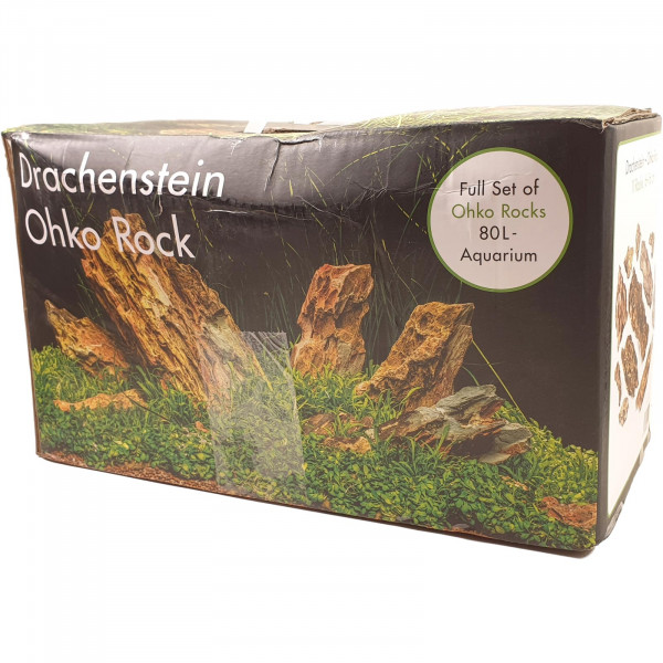Aquadeco Drachenstein 80 | Ohko Rock