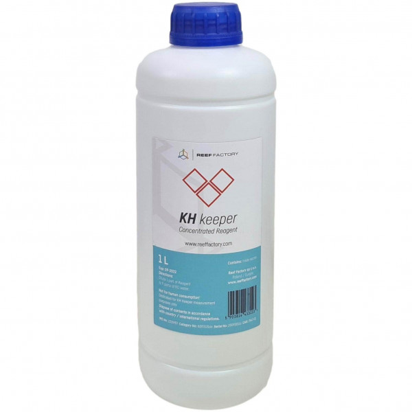 Reef Factory KH Keeper Concentrated Reagent 1 L