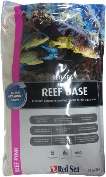 Red Sea Reef Base trockener Aragonit Sand 10 kg 0,5-1,5 mm