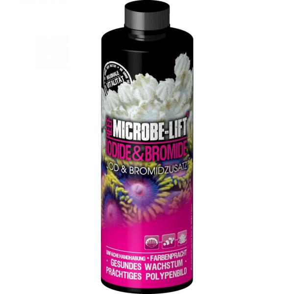 Microbe-Lift IODIDE & BROMIDE 473 ml Jod- & Bromidzusatz