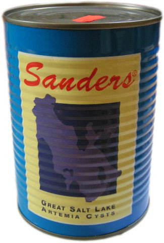 Sanders Artemia Salina Premium 454 g