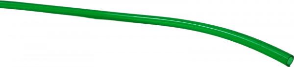 Schlauch 4/6 mm grün Meterware