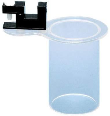 GroTech Futter-Zylinder Fütterungszylinder aus Acryl d=60 mm l=100 mm