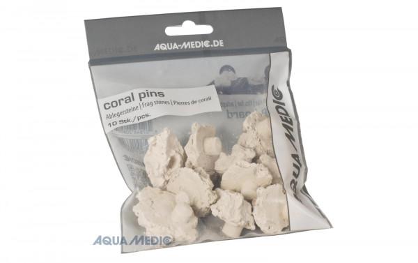 Aqua-Medic Coral Pins 10 St. Ablegersteine