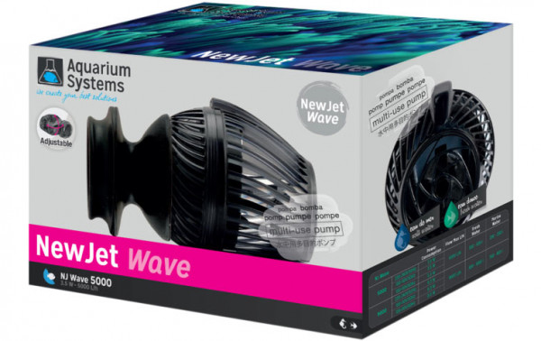 Aquarium Systems New Jet Wave 5000 l/h 3,5 W