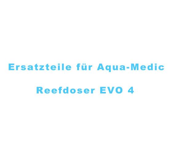 Aqua-Medic Reefdoser Ersatzteile