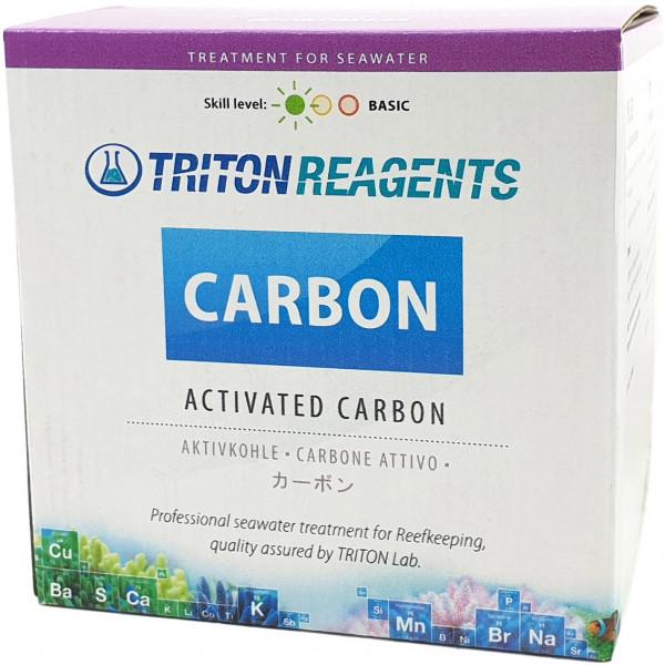 Triton Carbon 1000 ml / 500 g Aktivkohle