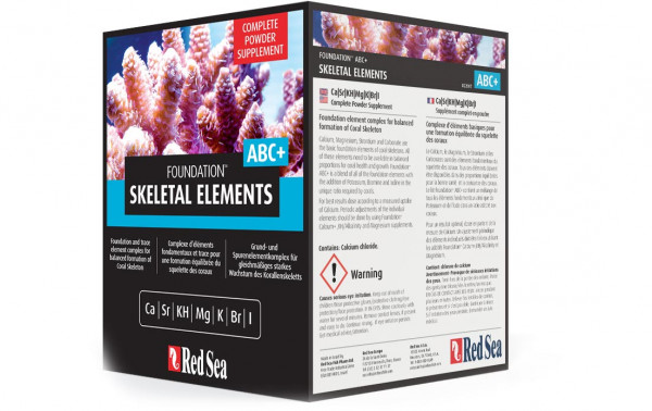 Red Sea Reef Foundation ABC+ Skeletal Elements 1 kg
