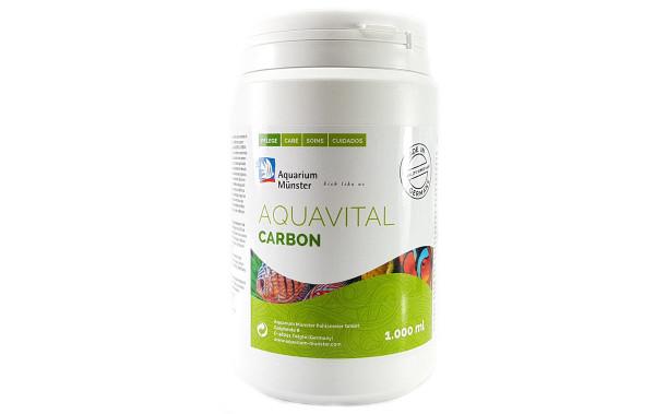Aquarium Münster aquavital carbon 1.000 ml