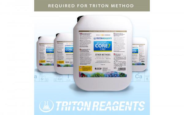 Triton Core 7 Bulk Liquid Set Reef Supplements 4 x 5 l (flüssig) Großgebinde