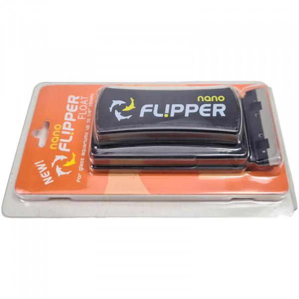 Flipper Nano Float Magnetscheibenreiniger   bis 6mm   schwimmend   verbesserte Klingen