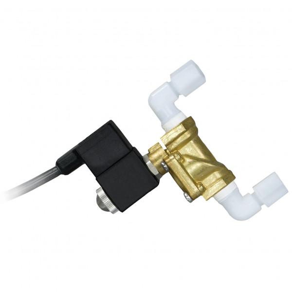 Aqua-Light Magnetventil für Wasser | 4/6 mm Schlauch Anschluss