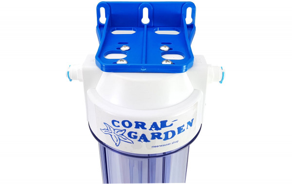 Coral-Garden Leerfilter mit Wandhalterung ca. 1500 ml