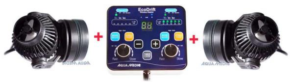 Aqua-Medic Paket Wireless Master Controller + 2x EcoDrift 4.1