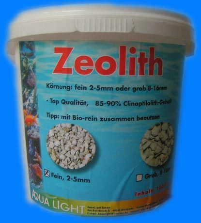 Aqua-Light Zeolith 1000ml 2-5 mm
