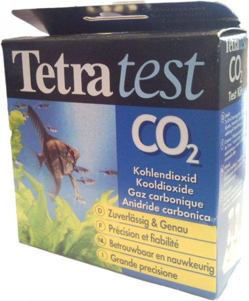 Tetra CO2 Test