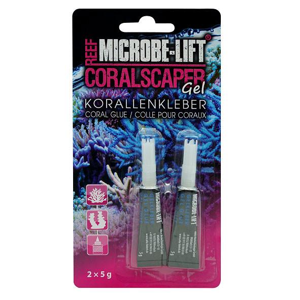 Microbe-Lift Coralscaper 2 x 5 g Tube Korallenkleber